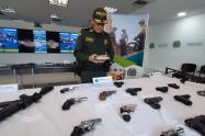 Los bandidos prefieren estas armas para no ser encerrados