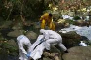 Hallaron cadáver de niña que estaba desaparecida en Urabá