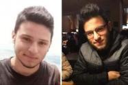 Santiago García, joven desaparecido