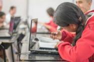 en las instituciones educativas públicas del departamento ya se han matriculado más de 145 mil estudiantes