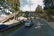 Puente peatonal de la Circunvalar