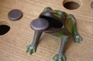 Juego de la rana