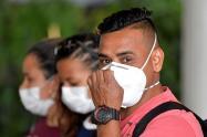 Joven con coronavirus que viajó a Cartagena