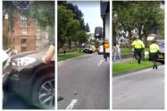 Accidente de tránsito en La Esmeralda