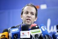Ernesto Lucena, Ministro del Deporte