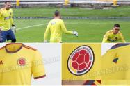 Camiseta Colombia 2020-21