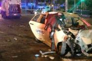 Dos mujeres y una fallecen en accidente de Tránsito