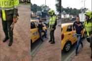 Taxista es acusado de robar a cuchillo