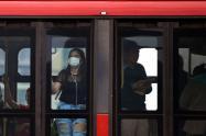 Piden evitar congestión en Transmilenio