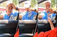Vendedor ambulante le dan $300.000 pesos por una cocada