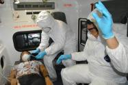 Coronavirus - paciente