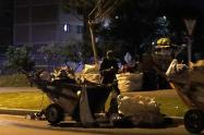 Héroes anónimos en la cuarentena: Los recicladores