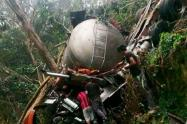 Accidente en Cundinamarca