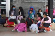 El SOS de los indígenas se suma al clamor de cientos de ciudadanos en el sur de Bogotá