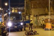 Dos mujeres murieron en el sur de Bogotá