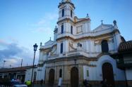 Iglesia principal de Funza