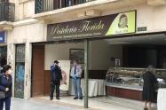 Pastelería la Florida, en el centro de Bogotá