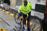 Policía Ciclas