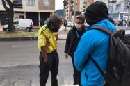 La Alcaldía de Bogotá hace vigilancia epidemiológica en habitantes de calle