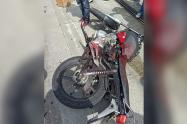 En otro atraco también falleció un menor de edad en Medellín.