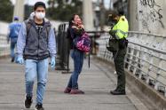 Cuarentena en Bogotá / reactivación economía / coronavirus en Bogotá