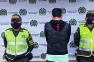 """Capturan a presunto integrante de los """"mondongueros"""" en Santa Rosa de Osos"""