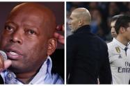 Faustino Asprilla . James y Zidane