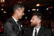 Cristiano Ronaldo y Messi