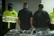Detenidos con cargamento de droga