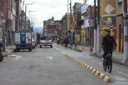 Cuarentena en Bogotá por localidades