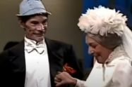 Don Ramón se casa con doña Cleotilde