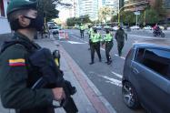 Inseguridad en Bogotá / Requisas de Policía de Bogotá