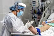 Pacientes contagiados de coronavirus en Colombia