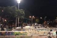 skaters en Suba