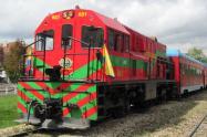 Tren de la sabana de Bogotá