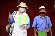 Uso de tapabocas en Cúcuta