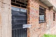 Construcción ilegal sellada preventivamente en los cerros orientales de Bogotá