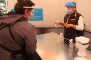 Educación sobre coronavirus en Bogotá / Academia contra Covid-19