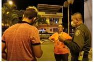 Cartago -  Policía