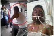 Ladrón recibe una megapaliza tras intentar un robo a pasajeros