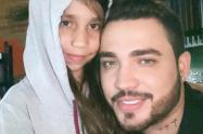 Luna hija de Jessi Uribe