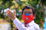 La alcaldesa de Bogotá, Claudia López.