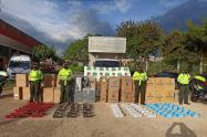 Cigarrillos de contrabando en Cundinamarca