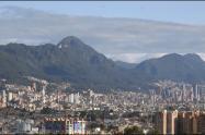 Calidad del aire en Bogotá