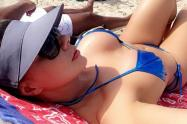 Esperanza Gómez a sus 40 años
