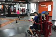 Reabrieron gimnasios de Bogotá