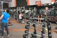 En Bogotá inició la reapertura de gimnasios con protocolos de bioseguridad.