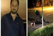 Javier Ordóñez, hombre que murió tras choques eléctricos de policías