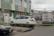 Asesinato en Bogotá