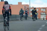 Las principales imprudencias de los ciclistas en las vías